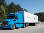 Waymo begins automated truck on-road testing