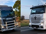 Mercedes-Benz and Scania have both unleashed new offerings in a bid to take on some powerful adversaries in Volvo and Kenworth.