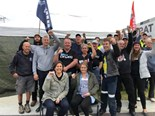 MUA Webb Dock strike on Patrick Dispute anniversary