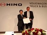 Hino inks alliance with Volkswagen Truck and Bus