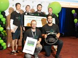 Smart steering wheel takes fatigue prize
