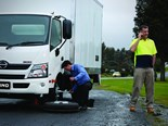 Hino offers technician tracking