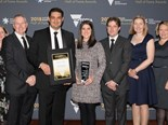 Paccar takes out Victorian award