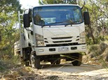 Isuzu launches NPS 4x4 innovation locally