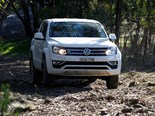 The Amarok exudes a reassuring and stable feel either on or off the road