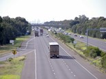 The Princes Highway is known as one of Australia's busiest freight routes