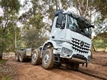 Freightliner Fires Up as Benz Talks Dirty