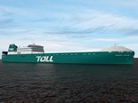 Toll prepares to realise Bass Strait improvements