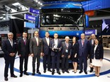 Ford Otosan wins Hanover truck of the year award