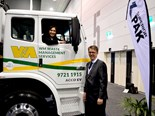 Work-ready electric waste trucks launched in Victoria