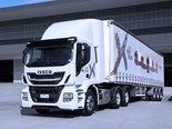 Iveco unveils new Stralis X-Way range