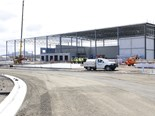 Hobart Airport's new freight and commercial precinct has its firsttenant.