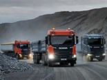 Scania slips covers off XT mining and construction range