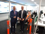 Toll unveils new national transport control room