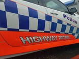 Truck driver hit with 104 offences