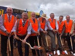 Inland Rail ceremony highlights hub development
