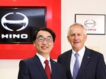 Suda back on the Australian scene for Hino