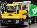 Iveco and Boral launch innovative aggregate spreader