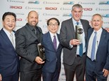Prestige and Newcastle lead Hino dealer winners