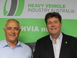Vehicle width in HVIA spotlight as Drake takes helm