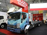 Isuzu is looking towards an electric future
