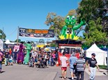 The Penrith Working Truck Show has been locked in long-term
