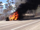 NHVR roundtable identifies common truck fire issues