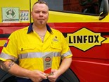 Linfox driver hailed for multi-vehicle crash assistance