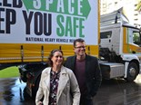 NHVR enlists Tander for safe driving around trucks initiative