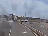 Near-miss moment underscores NHVR safety campaign