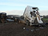 ATSB releases Victorian level crossing truck crash report
