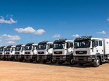 HMA Materials Handling gains MAN hi-rail fleet boost