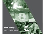 HVIA brings vehicle width and standards Act issues to talks