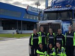 Mainfreight commended for women in transport commitment