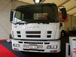 Isuzu Trucks affected by Giga recall