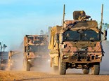 New Army trucks tested in Exercise Talisman Sabre