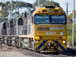 Pacific National in rail freight deathbed call
