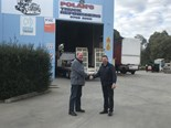 Polan purchase expands Royan's truck repairing footprint