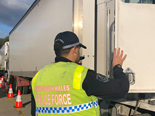 NSW Police responds to truck fatality with five-day blitz