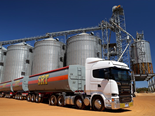 NHVR targets grain harvest loading standards