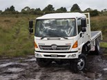 Hino beefs up 500 Series off-road specialist
