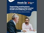 Heads Up unveils small business mental health advice