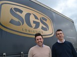 SGS Logistics: steady stream means going places