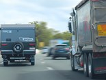 New safety campaign targets truck and caravan co-existence