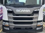 Part of a Scania G 500 image that accompanies the notice