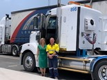 NTI in rest stop and freight platform moves