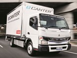Fuso eCanter: electric dreams