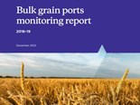 ACCC sees ongoing grain supply chain concerns