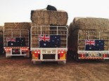 NTI and Burrumbuttock Hay Runners link for fire relief
