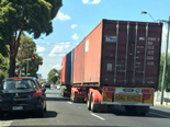 Melbourne port-suburbs trucks plan 'missed marks'